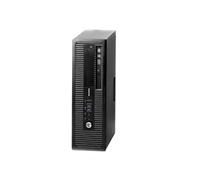 HP i5 4th Gen 8GB-New 500GB-USFF-W10P