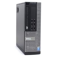 Dell i7 4th Gen-8GB-New 500 SSD-SFF-W10P