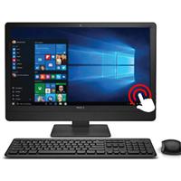 """Dell 23"""" i5 4th Gen-8GB New 500 SSD W10P"""
