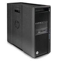 HP 2x E5-2680 64G-3TB-800GB SSD-Tow-W10P