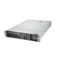HP 2U 2x E5-2650 128G-New 480 3x1TB