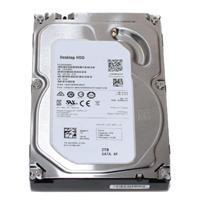 "2TB Sata 3.5"" Desktop Hard Drive"