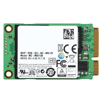 128GB SSD Samsung USATA Tested Pulls