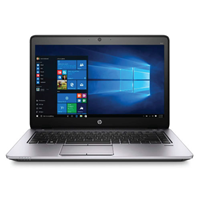 "HP 14"" i5 4th Gen-8G-New 500GB SSD-W10P"