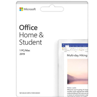 Microsoft Office Home Student 2019 Key