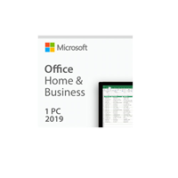Microsoft Office Home & Bus 2019 Key