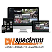 DW Spectrum IPVMS License Single