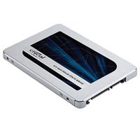 """1TB SATA Crucial MX500 SSD 2.5""""  256-Bit"""