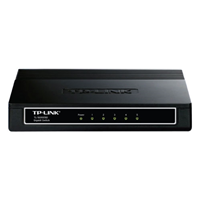 Tp-Link 5 Port 10-1000 Switch Desk/Wall