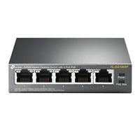 Tp-Link 5 Port 10-1000  56W PoE