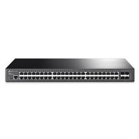 TP-Link 48 PT 100/1000 MNG 4 SFP RM Swch