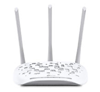 Tp-Link 450N AP/RPTR 3T3R PoE Included