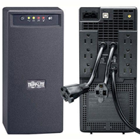 Tripplite 1000VA USB 8-Outlet 1-RJ11