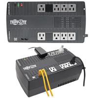 Tripplite 700VA AVR USB 8-Outlet RJ-11