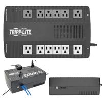 Tripplite 750VA AVR USB 12-Outlet RJ-11