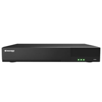 8 CH NVR W/8 PoE 8MP 4k Face Detection