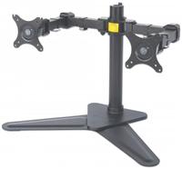 "LCD MNT 13-30""100 VESA  X2 Monitor Stand"