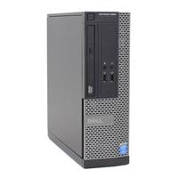 Dell i5 4th Gen-8GB-New 500 SSD-SFF-W10P