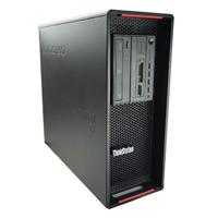 Len 2x E5-2630 64G-New 500 SSD-Tow-W10P
