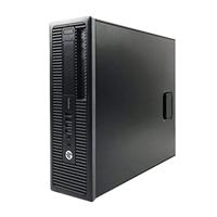 HP i5 4th Gen 8GB-New 500G SSD Slim-W10P