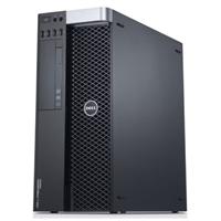 Dell 2x E5-2667 64G-New 2TB-240G SSD-W10