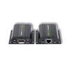 Techly  HDMI Ext Cat6 196ft x1 Cable