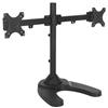 "LCD MNT 13-24""100 VESA  X2 Monitor Stand"