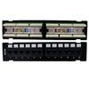 Techly Cat5E Patch Panel 12Port /MNT