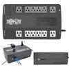 Tripp Lite 750VA AVR USB 12-Outlet RJ-11
